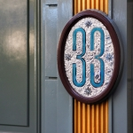 Club 33 address marker