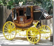 Frontierland Stage Coach - www.WaltsApartment.com