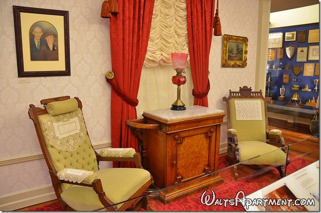 Original apartment furniture