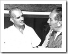Emile Kuri and Walt Disney - www.WaltsApartment.com