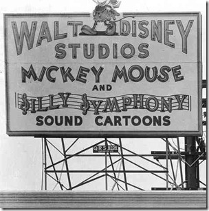 Walt Disney Studios - Mickey Mouse and Silly Symphony Sound Cartoons - WaltsApartment.com