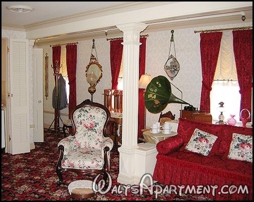 Walt Disney's apartment - 2005 - www.WaltsApartment.com
