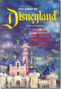 The Story of Disneyland - www.WaltsApartment.com
