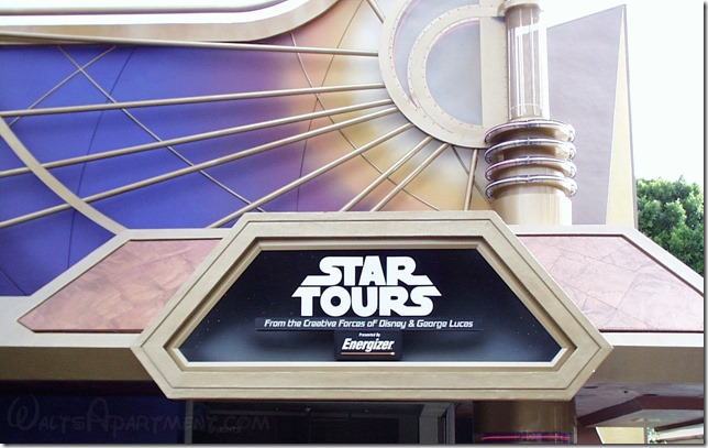 Star Tours - www.WaltsApartment.com