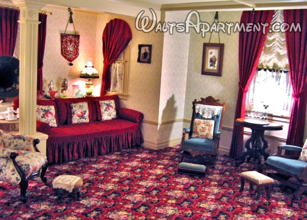 Walt Disney S Apartment