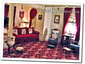 Walt Disney's apartment - WaltsApartment.com