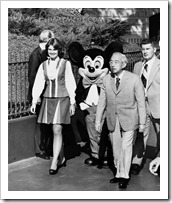 Disneyland Tour Guide Kathy Smith with Emperor Hirohito - October 8, 1975 - www.WaltsApartment.com