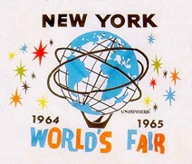 1964-1965 New York World's Fair - www.WaltsApartment.com