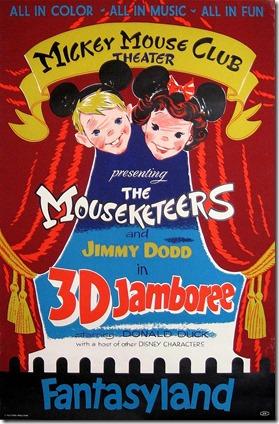 Mickey Mouse Club Theater - 3D Jamboree - WaltsApartment.com