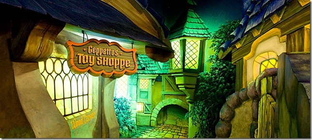 Geppetto's Toy Shoppe - WaltsApartment.com