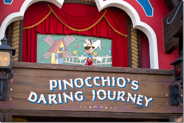 Pinocchio's Daring Journey - www.WaltsApartment.com