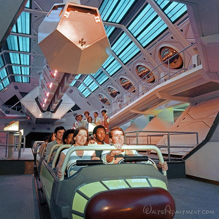 Apartment Com: Space Mountain History And Photos