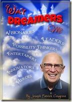 Walt Dreamers Me (Heroes in Headlines) - by Joseph Patrick Cosgrove