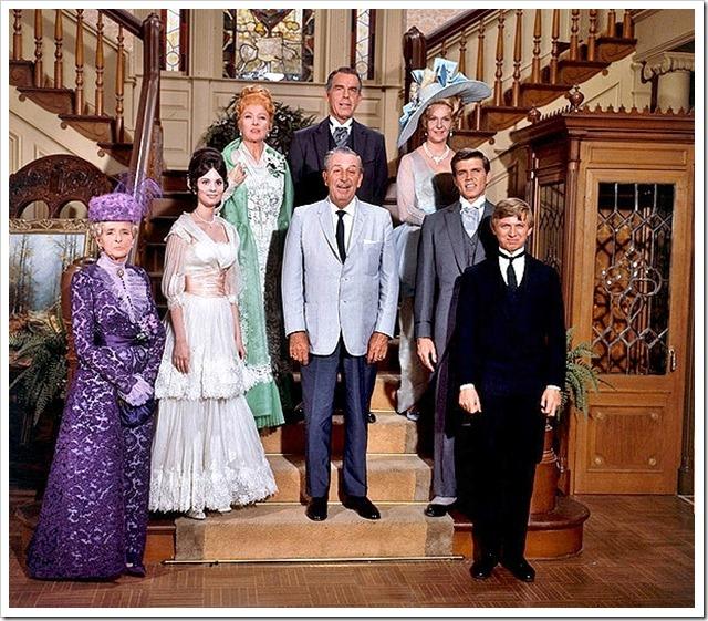 Cast of The Happiest Millionaire - WaltsApartment.com
