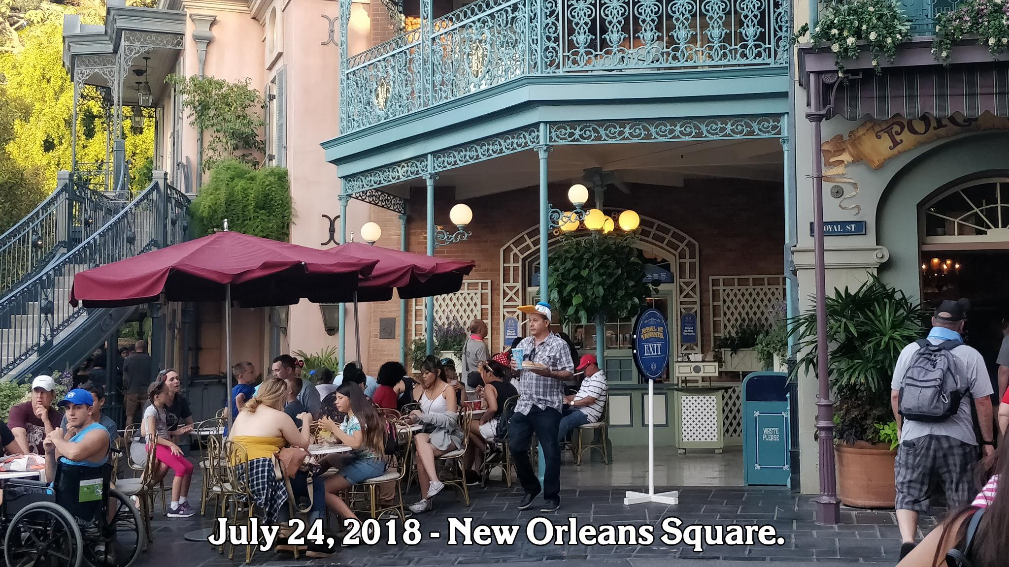 New Orleans Square 2018 | WaltsApartment.com
