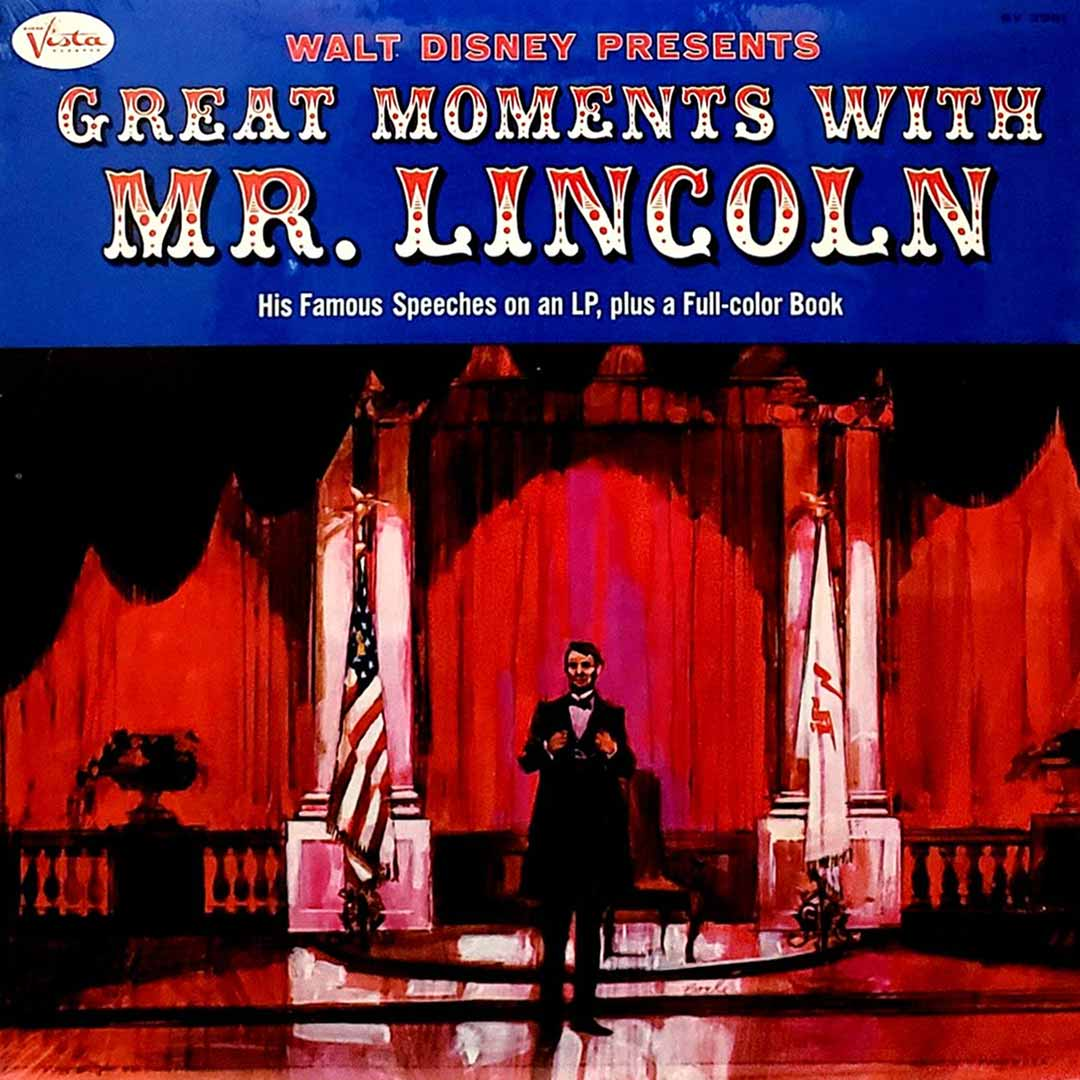 Great Moments with Mr. Lincoln Script | WaltsApartment.com
