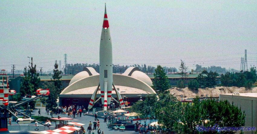Rocket to the Moon | WaltsApartment.com
