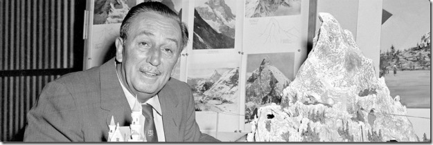 Walt and the Matterhorn - WaltsApartment.com